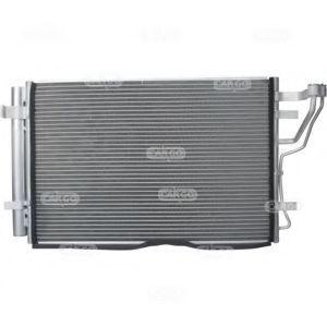 Радиатор кондиционера CARGO 260882