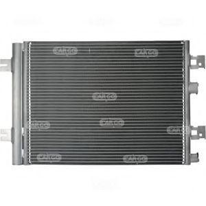 Радиатор кондиционера CARGO 261056