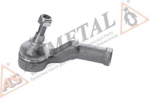 Наконечник рулевой тяги AS METAL 17FR1706