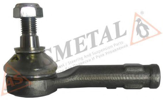 Наконечник рулевой тяги AS METAL 17FR3521