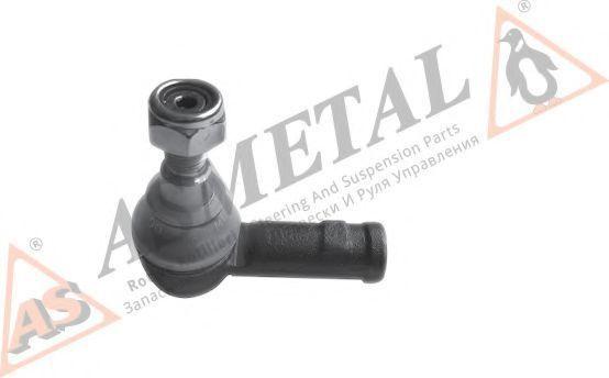 Наконечник рулевой тяги AS METAL 17MR0800