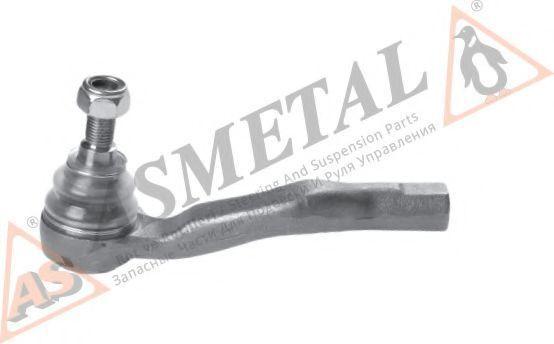 Наконечник рулевой тяги AS METAL 17MR0816