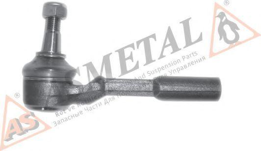 Наконечник рулевой тяги AS METAL 17OP1000