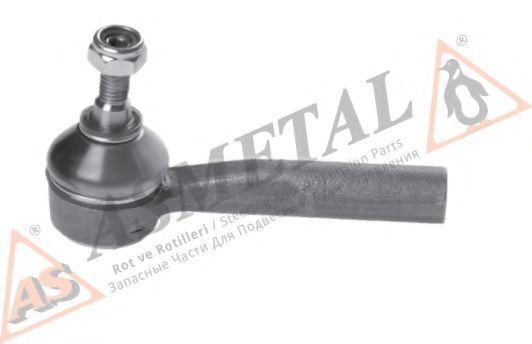 Наконечник рулевой AS METAL 17OP1505