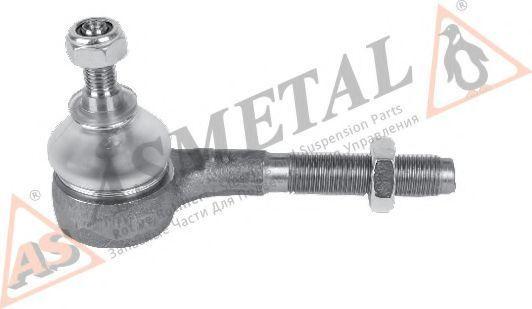 Наконечник рулевой тяги AS METAL 17PE0501