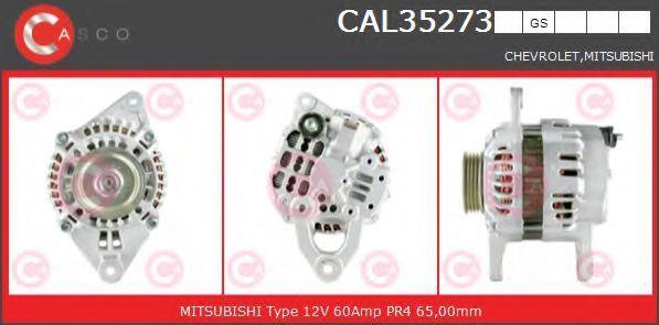 Генератор CASCO CAL35273GS
