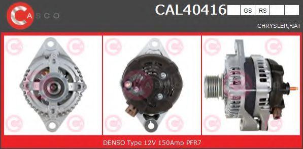 Генератор CASCO CAL40416GS