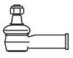 Наконечник рулевой тяги FRAP 1192