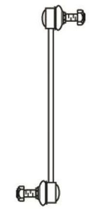 Тяга стабилизатора FRAP 1876