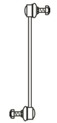 Стойка стабилизатора FRAP 1876
