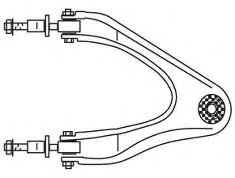 Рычаг подвески FRAP 2063