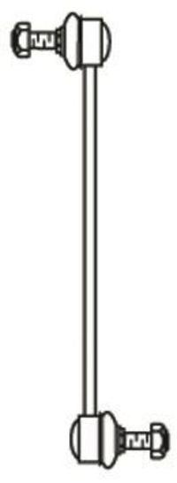 Стойка стабилизатора FRAP 2343