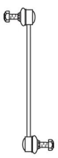 Тяга стабилизатора FRAP 2405