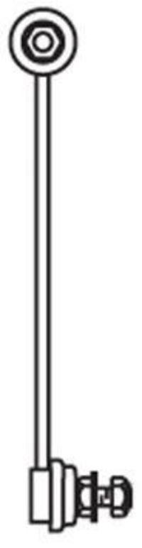 Стойка стабилизатора FRAP 2474