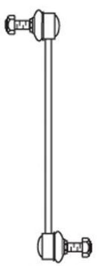 Стойка стабилизатора FRAP 2570