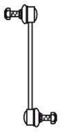 Тяга стабилизатора FRAP 3132