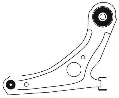Рычаг подвески FRAP 3408
