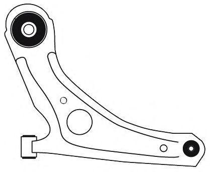 Рычаг подвески FRAP 3409