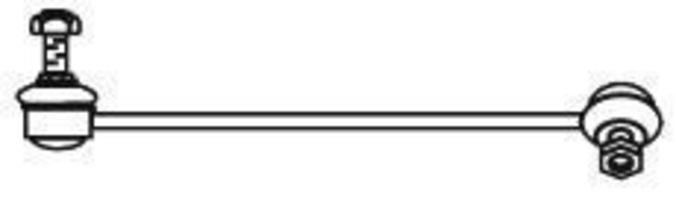 Тяга стабилизатора FRAP 3514