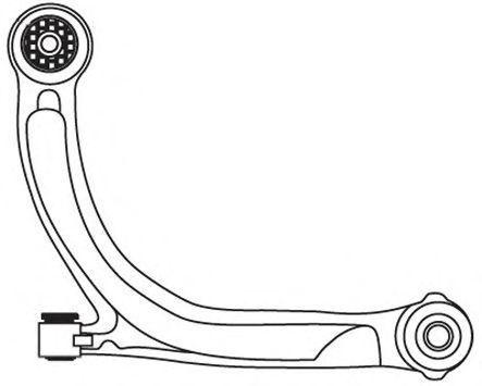 Рычаг подвески FRAP 3713