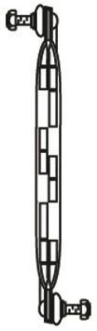 Тяга стабилизатора FRAP 4117