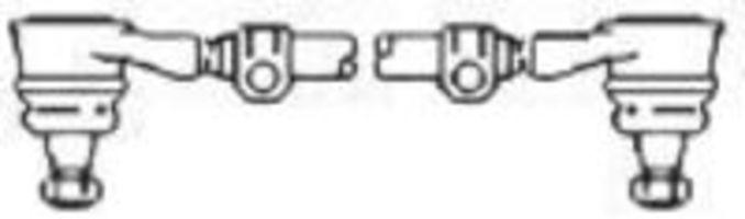 Поперечная рулевая тяга FRAP T13