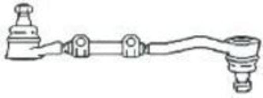 Поперечная рулевая тяга FRAP T21