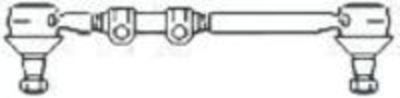 Поперечная рулевая тяга FRAP T22