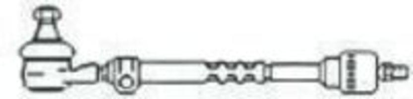 Поперечная рулевая тяга FRAP T300