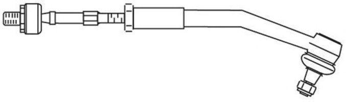 Поперечная рулевая тяга FRAP T305