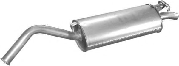 Глушитель POLMOSTROW 0125