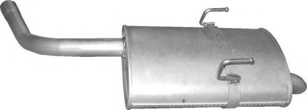 Глушитель POLMOSTROW 2241