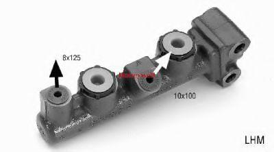 Главный тормозной цилиндр BENDIX 131517B