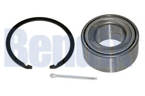 Комплект подшипника ступицы колеса BENDIX 050205B