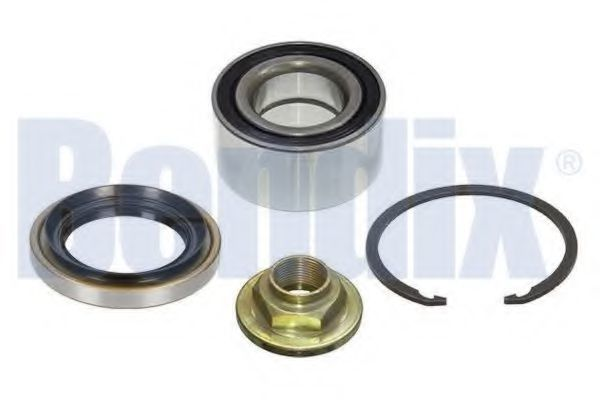 Комплект подшипника ступицы колеса BENDIX 050248B