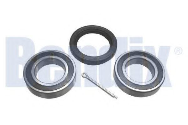 Комплект подшипника ступицы колеса BENDIX 050405B