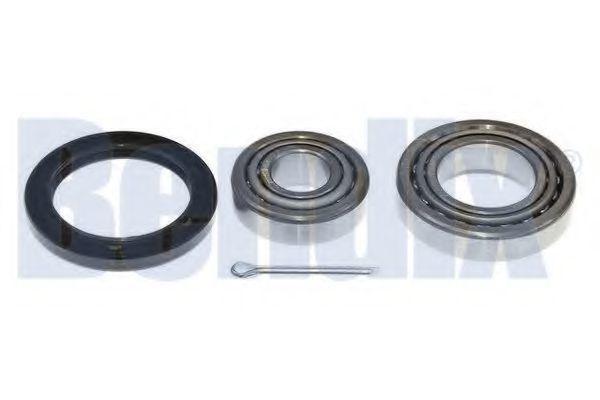 Комплект подшипника ступицы колеса BENDIX 050517B