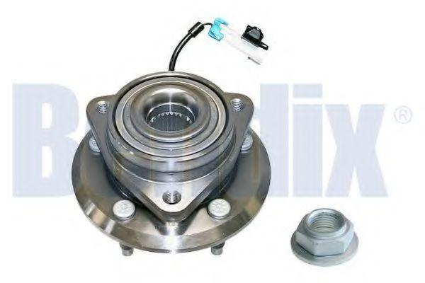 Комплект подшипника ступицы колеса BENDIX 050616B