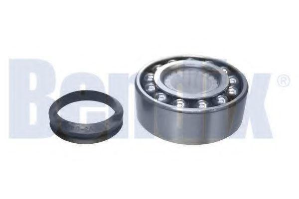 Комплект подшипника ступицы колеса BENDIX 051020B