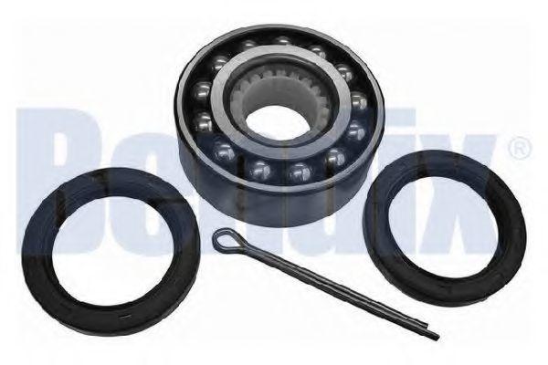 Комплект подшипника ступицы колеса BENDIX 051024B