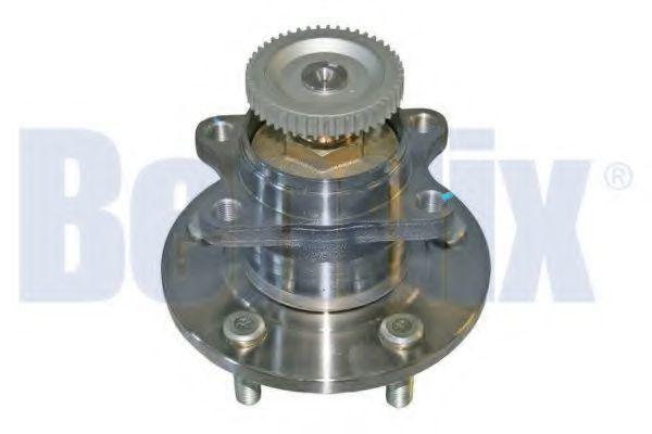 Комплект подшипника ступицы колеса BENDIX 051101B