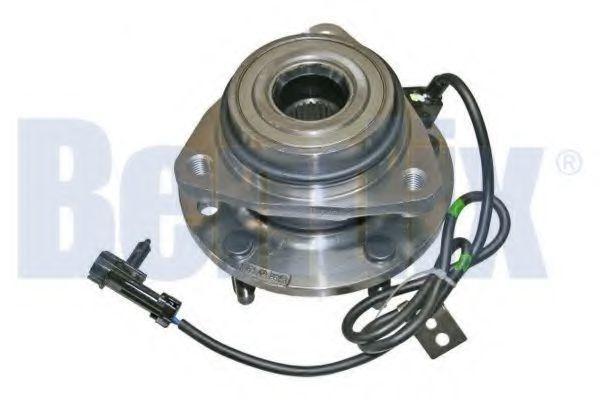 Комплект подшипника ступицы колеса BENDIX 051215B