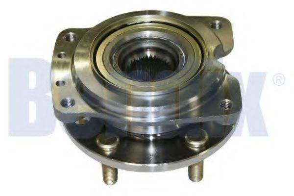 Комплект подшипника ступицы колеса BENDIX 051218B