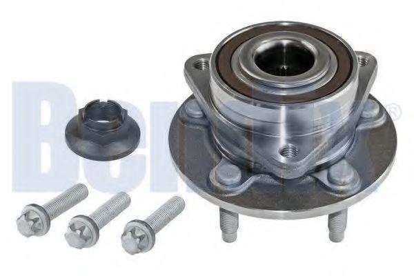 Комплект подшипника ступицы колеса BENDIX 051395B
