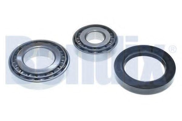 Комплект подшипника ступицы колеса BENDIX 051423B