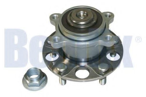 Комплект подшипника ступицы колеса BENDIX 051455B