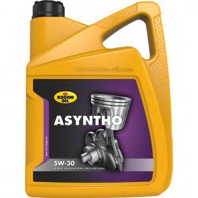 Изображение Масло моторное 5W-30 ASyntho 5л KROON OIL 20029: описание