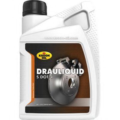Купить Тормозная жидкость DOT4 1л KROON OIL 04206
