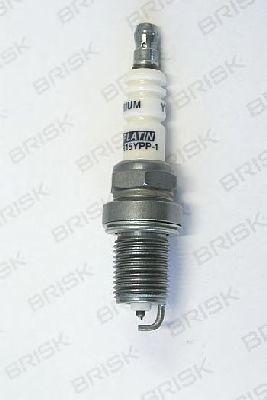 Свеча зажигания Platin BRISK 1425