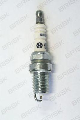Свеча зажигания Silver BRISK 1334